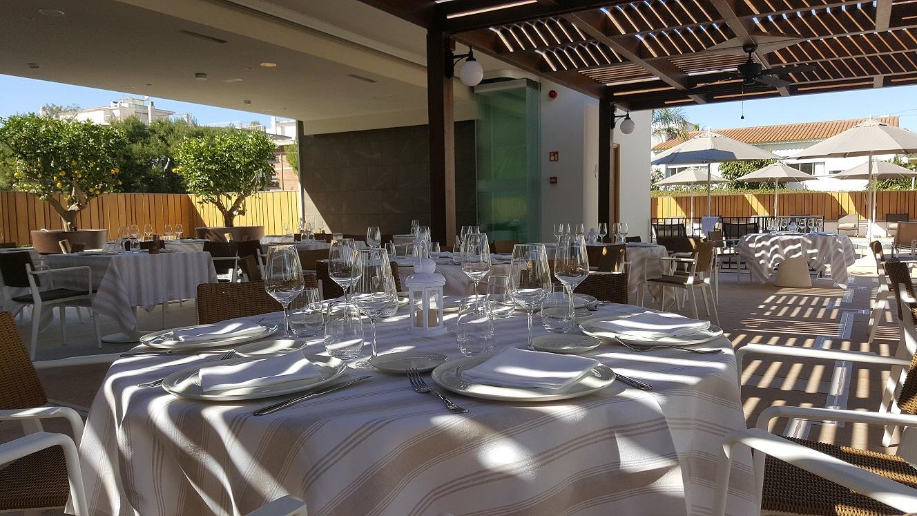 Hotel casa vilella s restaurant at sitges official website - Hotel casa vilella ...