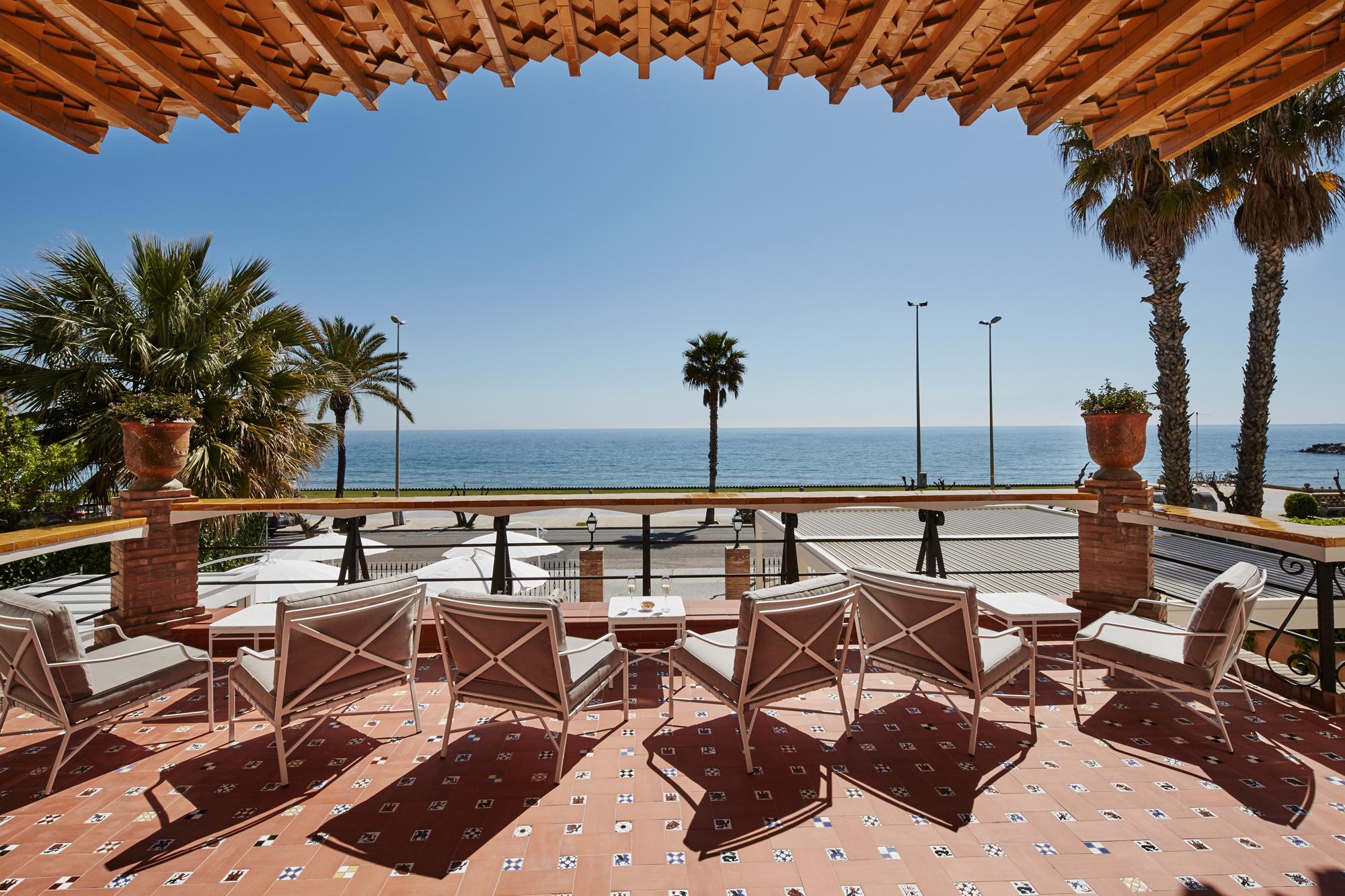 Hotel casa vilella in sitges official website - Casa vilella sitges ...