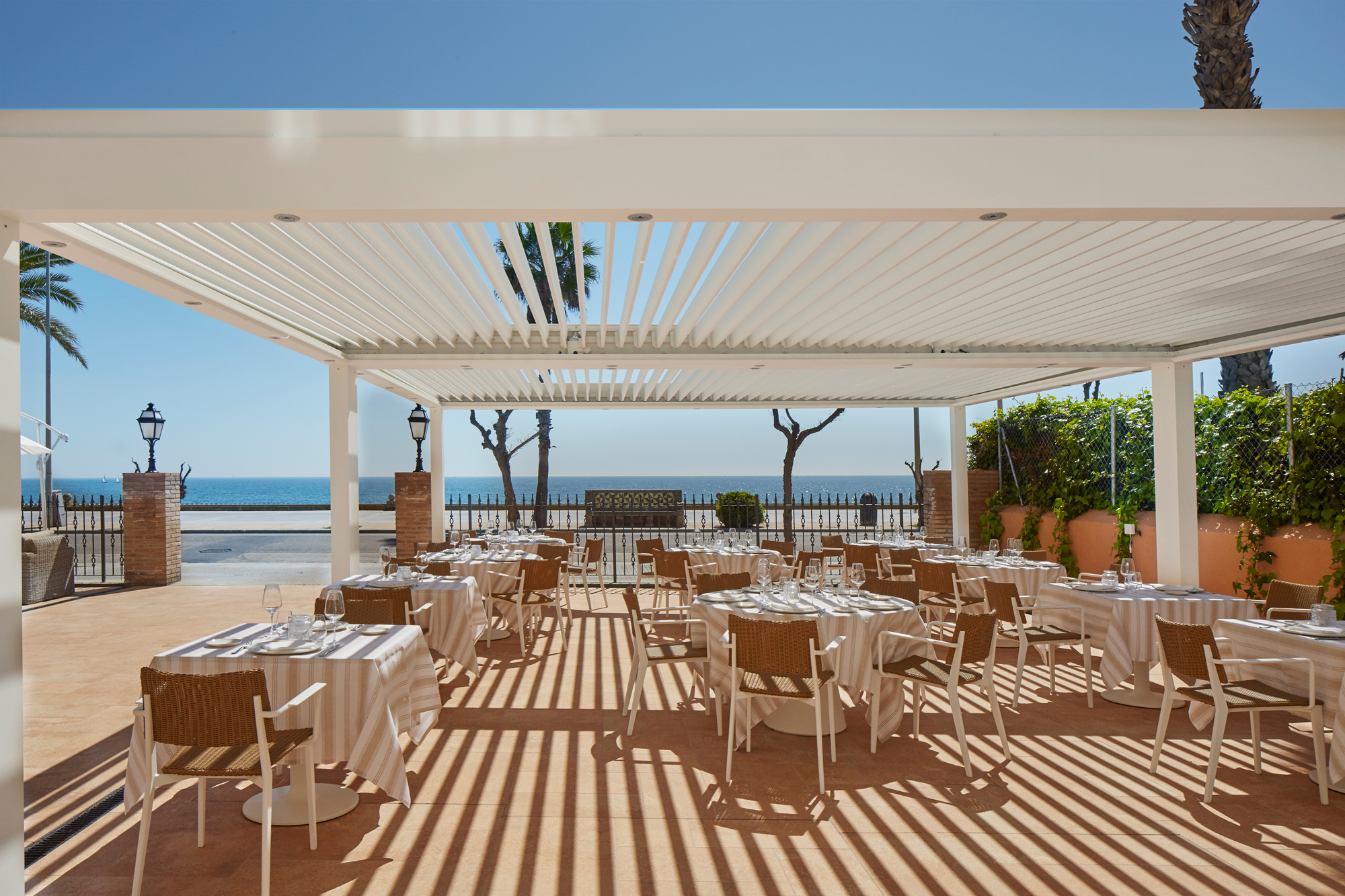Hotel casa vilella s restaurant at sitges official website - Casa vilella sitges ...
